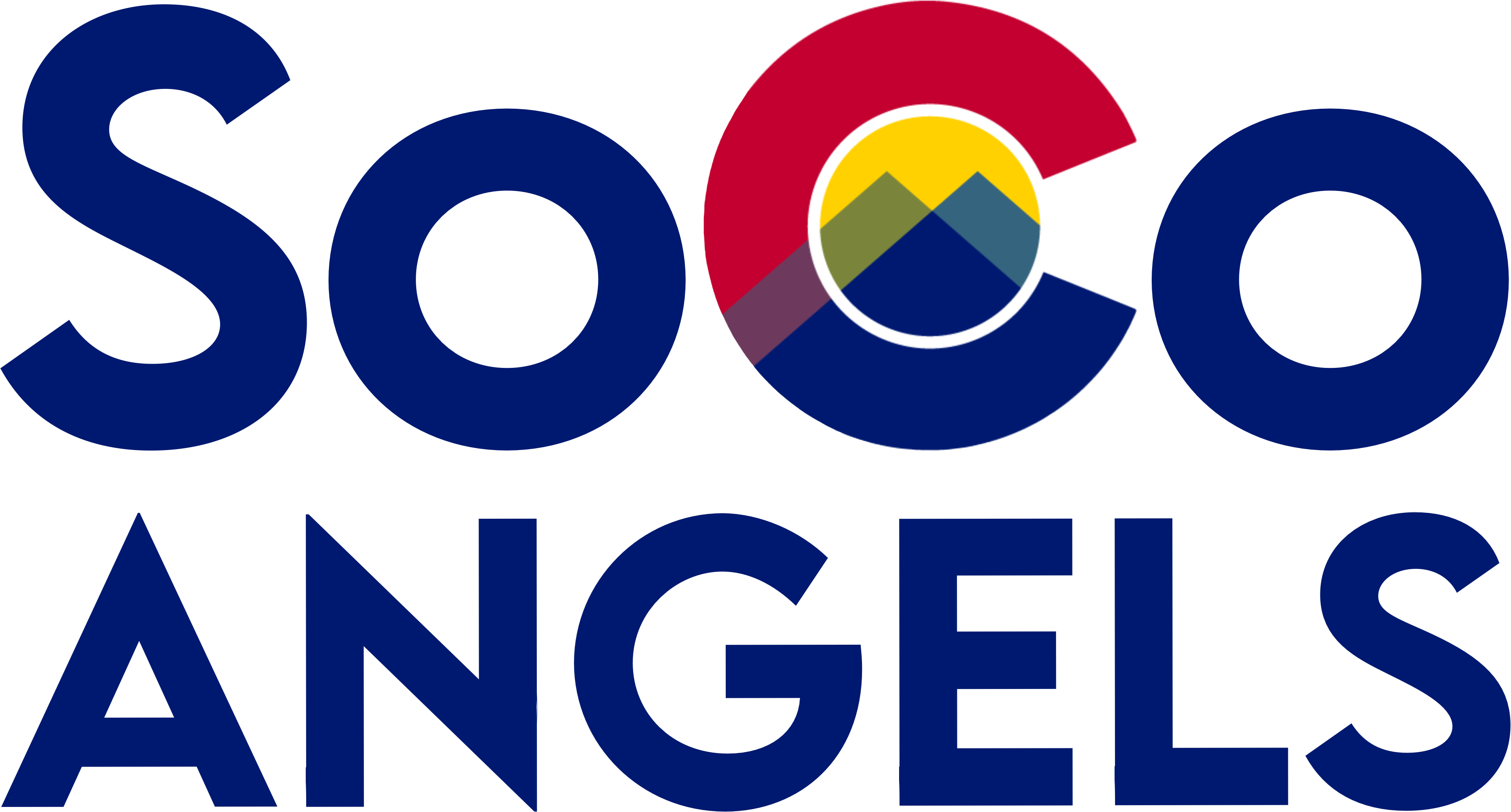 Southern Colorado Angels Group Logo